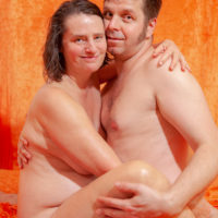 Tandana & Chono • Ein tantrisches Ehepaar